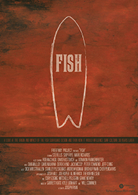 FISH surfboard documentary DVD 日本語字幕