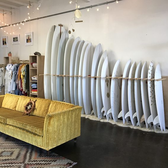 day dream surf shop california