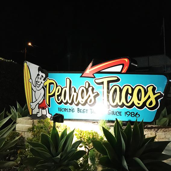 pedoros tacos