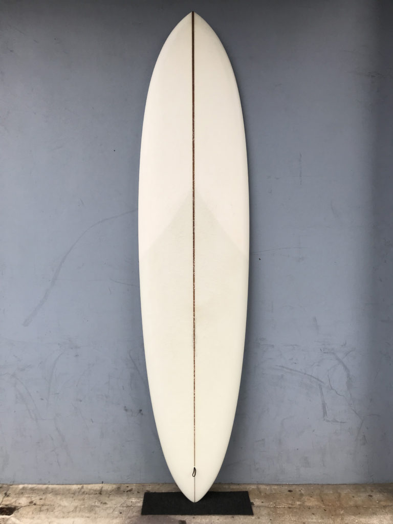 christenson c-bucket mid length single fin brine surfshop tokyo