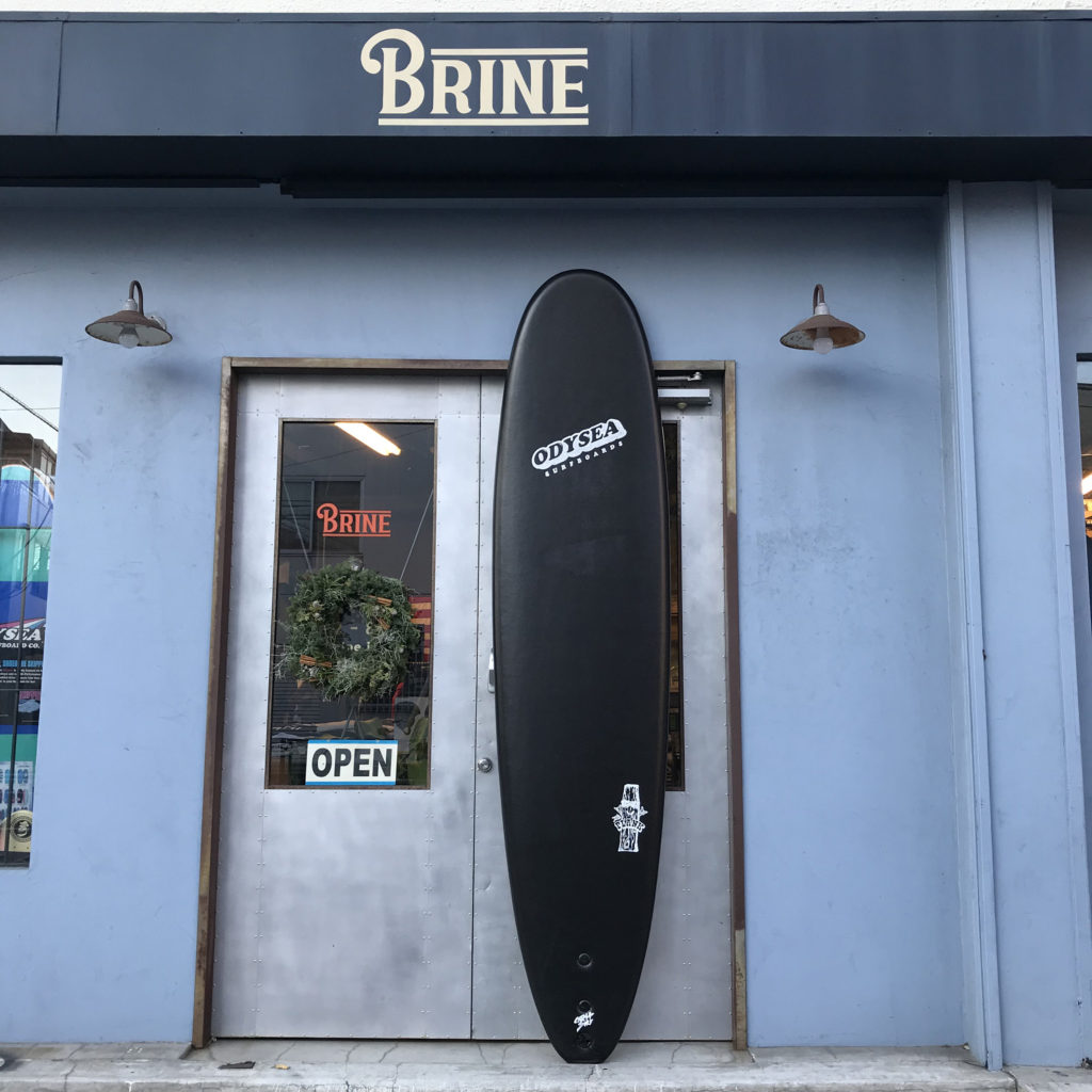 brine surf shop tokyo catch surf odysea plank 8 blk japan limited