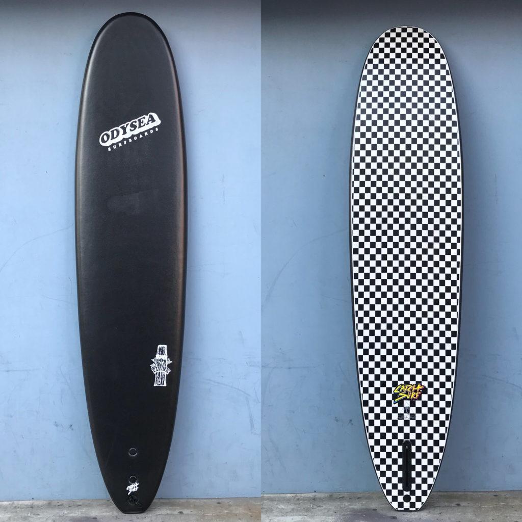 catch surf japan limited color black checker