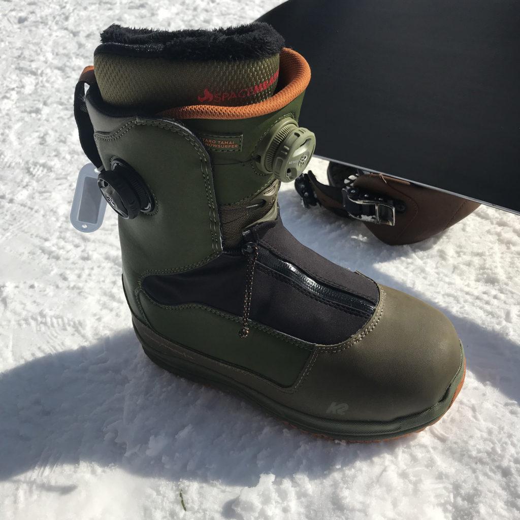 K2 TARO TAMAI SNOWSURFER BOOTS K2 TT
