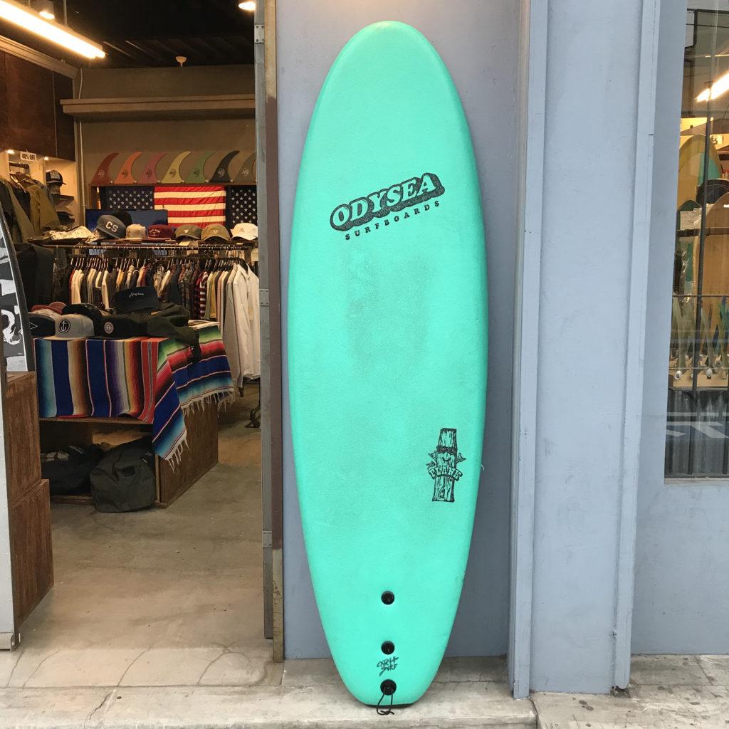 キャッチサーフ PLANK6 プランク シングルフィン catch surf odysea ブライン サーフショップ