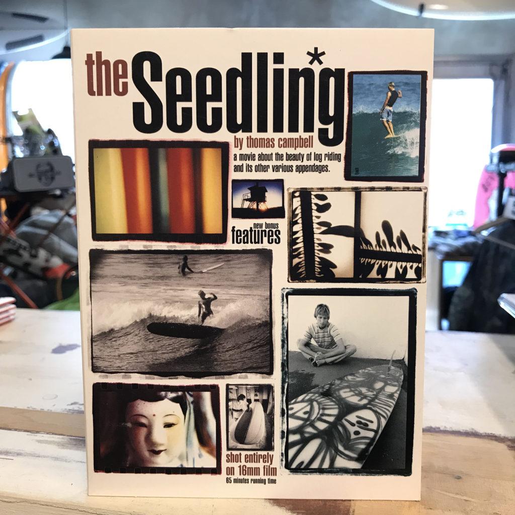 the seedling dvd brine ブライン サーフショップ