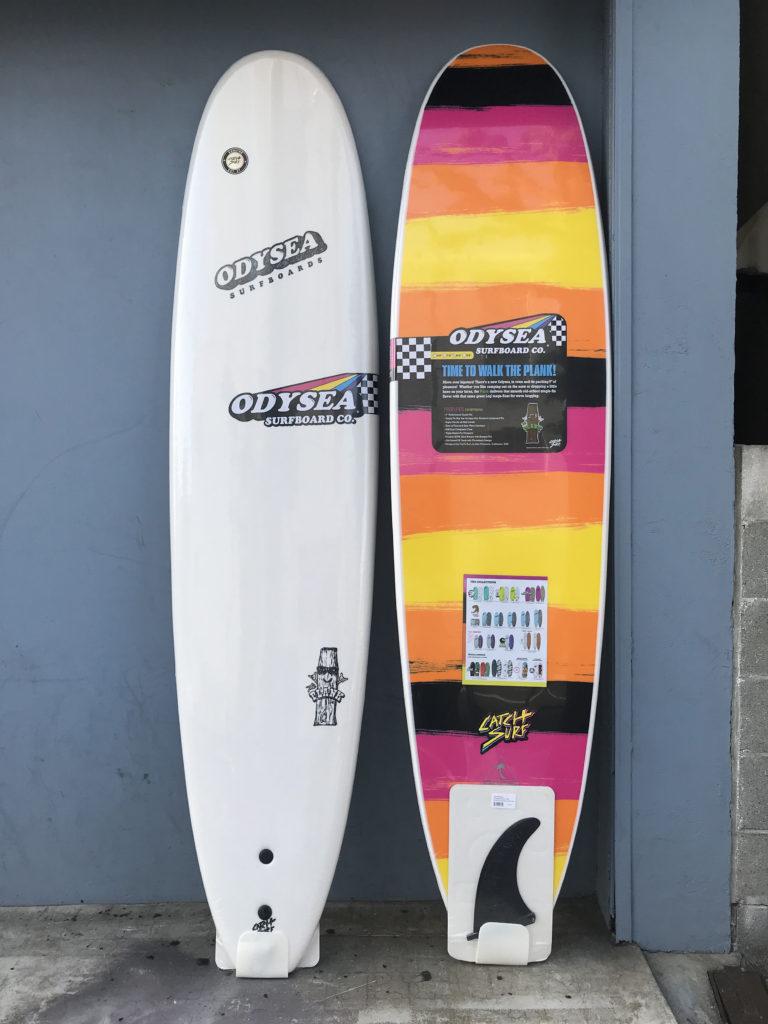 catch surf odysea plank 8 smu for brine ブライン 別注 カラー 送料無料