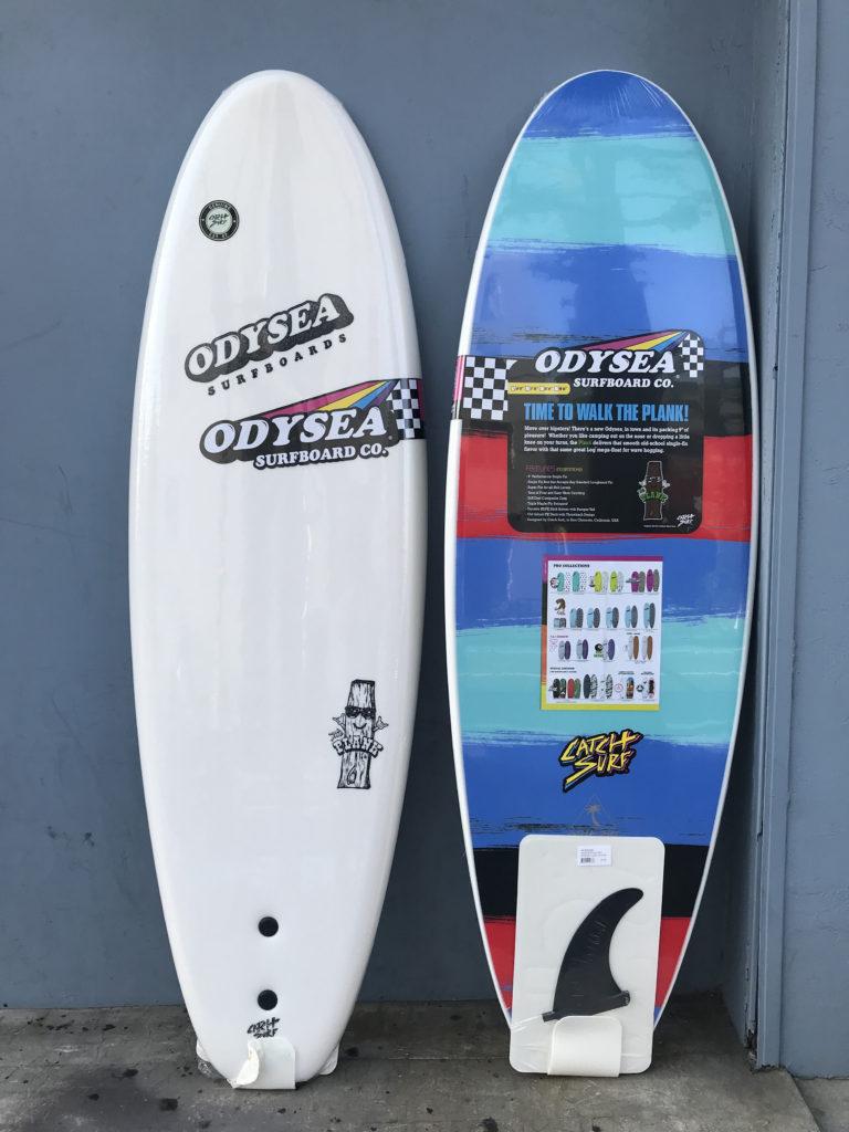 catch surf odysea plank 6 smu for brine ブライン 別注 カラー 送料無料