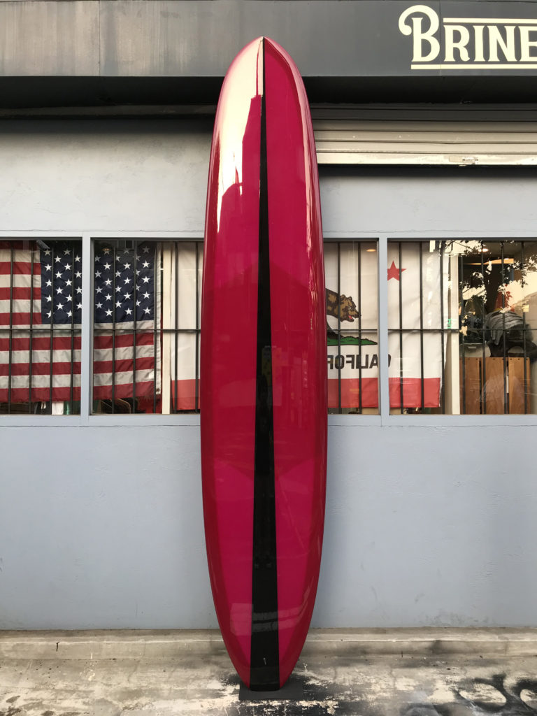 christenson surfboards bandito singlefin longboard クリステンソン サーフボード ロングボード ブライン サーフショップ BRINE