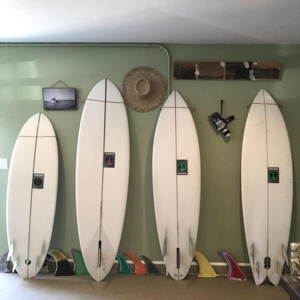 brine surf shop california trip blog ブライン サーフショップ クリステンソン
