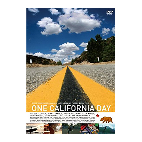 one california day dvd ワンカリフォルニアデイ ブライン サーフショップ