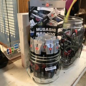 brine surf shop musashi アミノ酸 ブライン サーフショップ