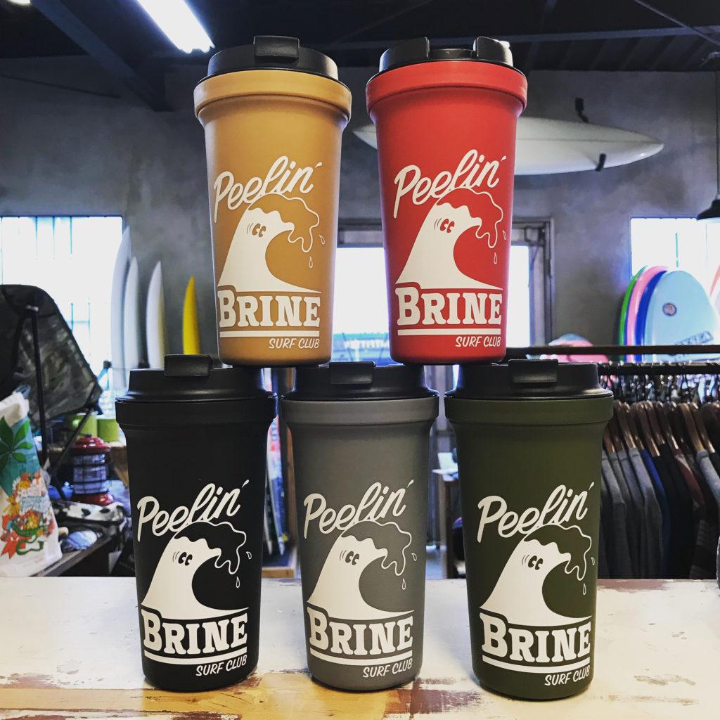 ブライン サーフショップ SKETCH タンブラー wall mug
