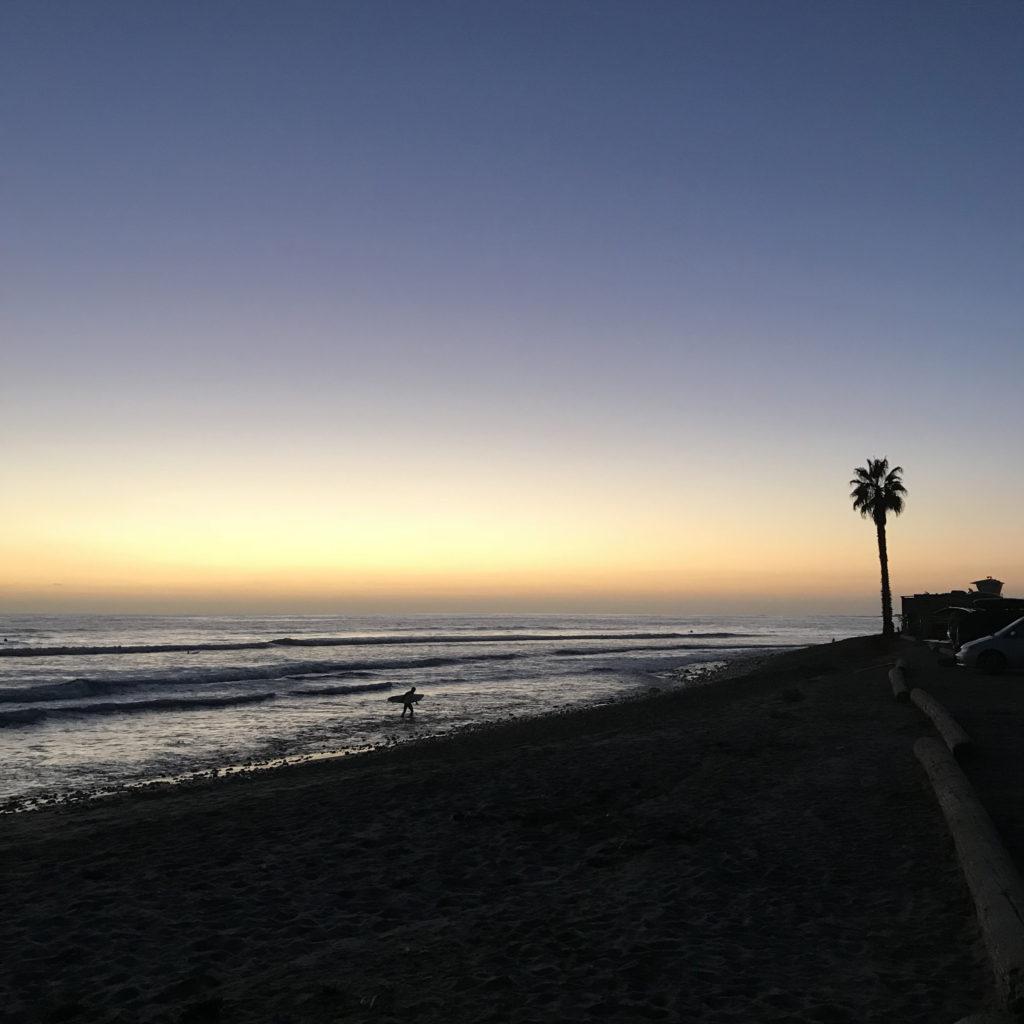 ブライン カリフォルニア サーフトリップ サンオノフレ brine