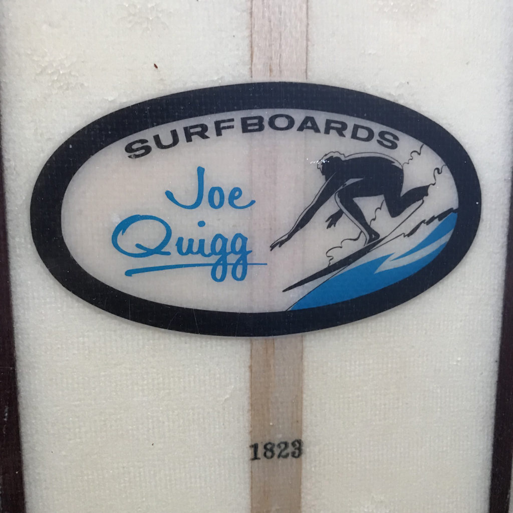 brine california surf trip joe quigg ブライン サーフショップ