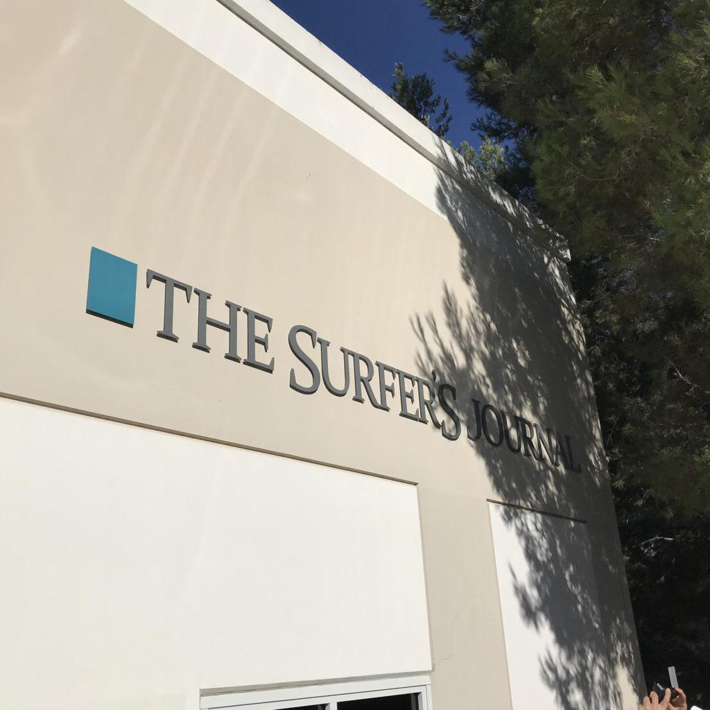ブライン カリフォルニア TSJ サーファーズジャーナル サーフショップ