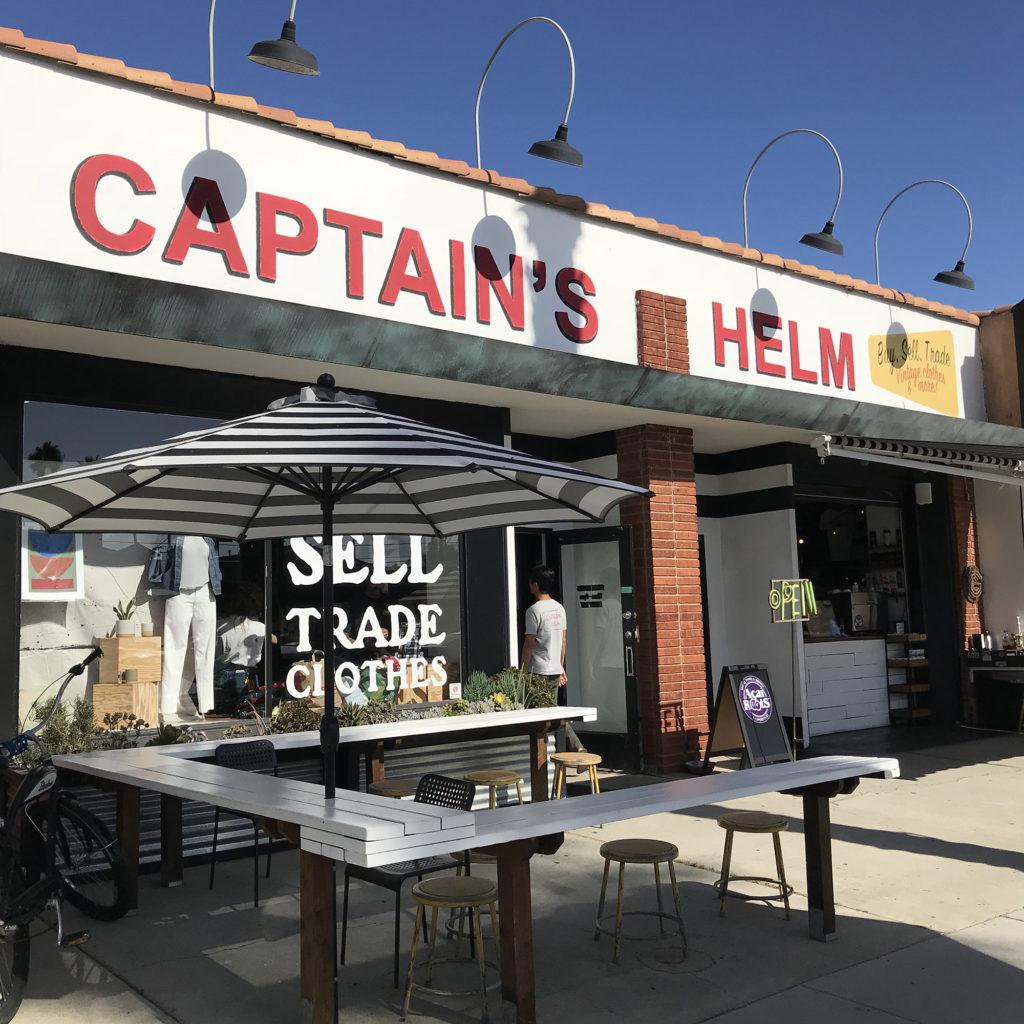 ブライン キャプテンズヘルム サーフショップ オーシャンサイド brine captains helm