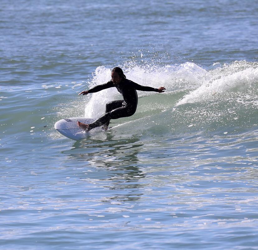 ブライン サーフショップ カリフォルニア トリップ 竹井達男 brine authentic wave