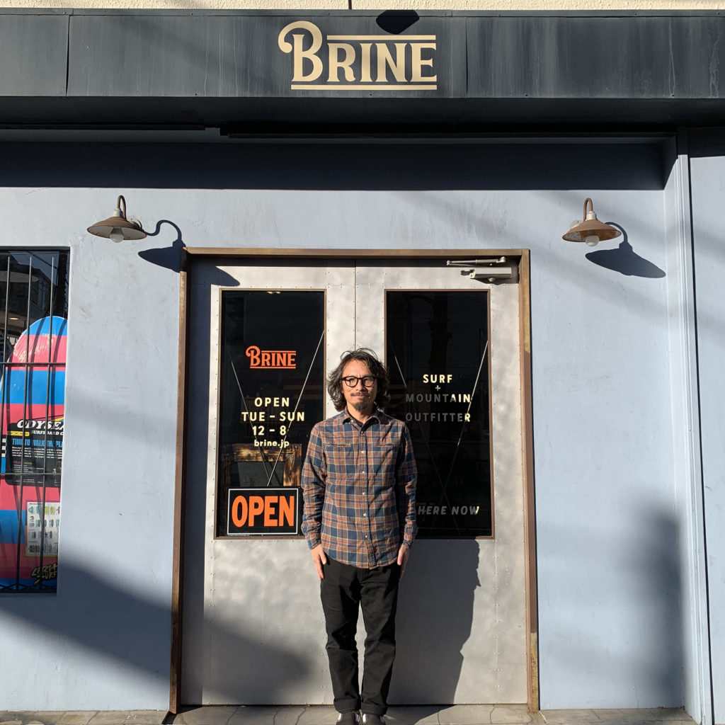 brine surf shop ブライン サーフショップ