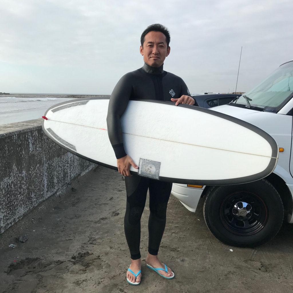 クリステンソン MAR SURF ブライン