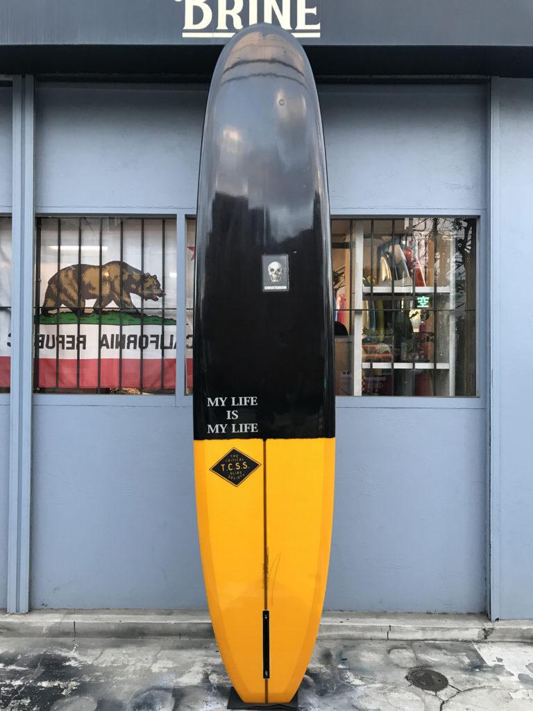 クリステンソン デッドスレッド 中古サーフボード USED surf christenson brine ブライン サーフショップ