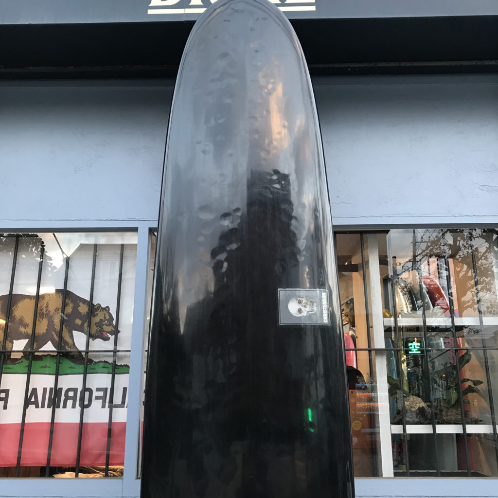 クリステンソン 中古 USED サーフボード ブライン サーフショップ brine