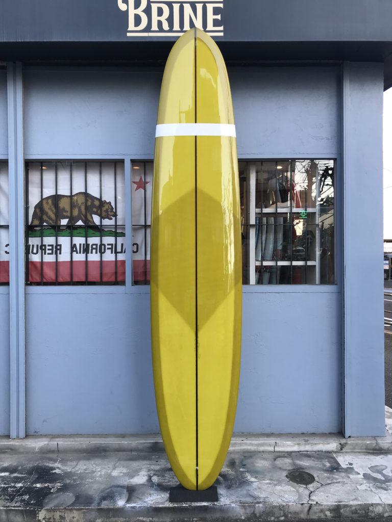 クリステンソン surfboard ロングボード bandito バンディート ブライン brine サーフショップ