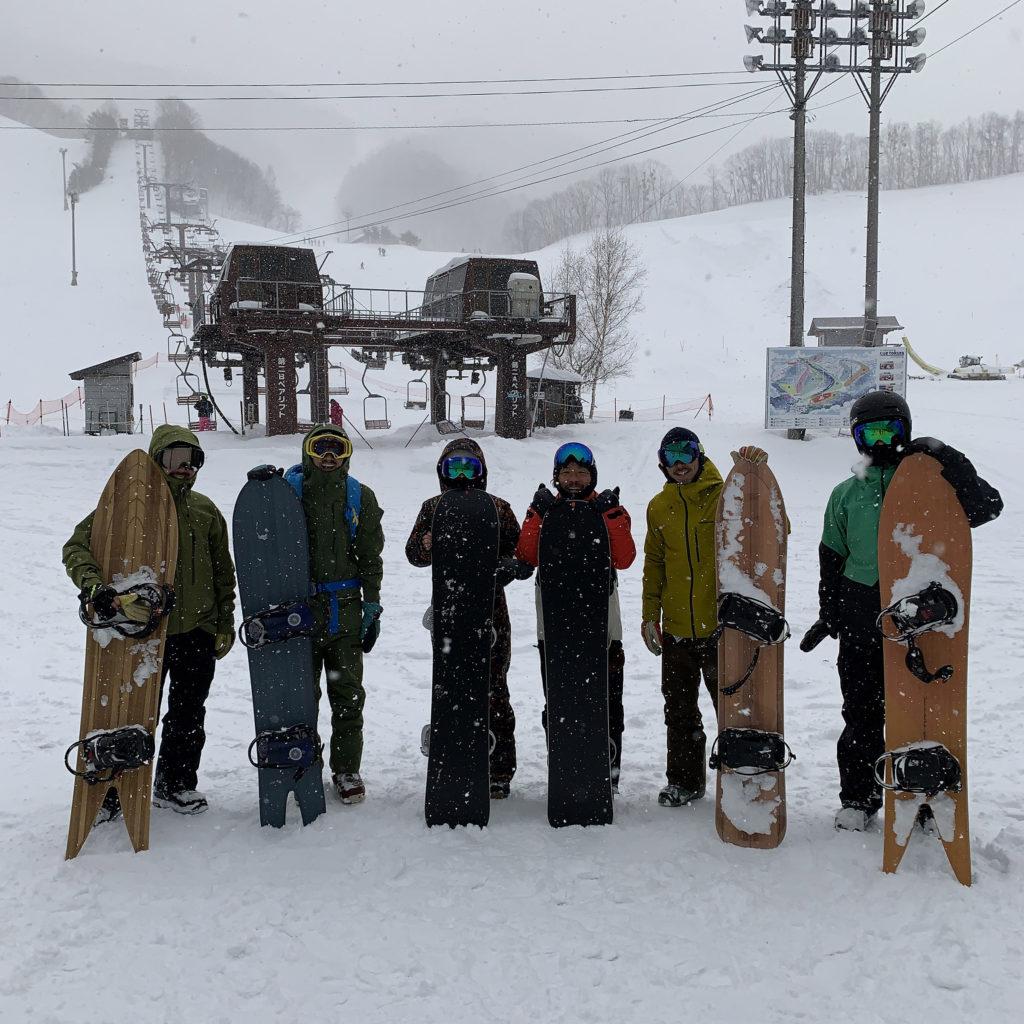 ブライン サーフショップ スノーボード ゲンテンスティック brine gentemstick burton snow surf