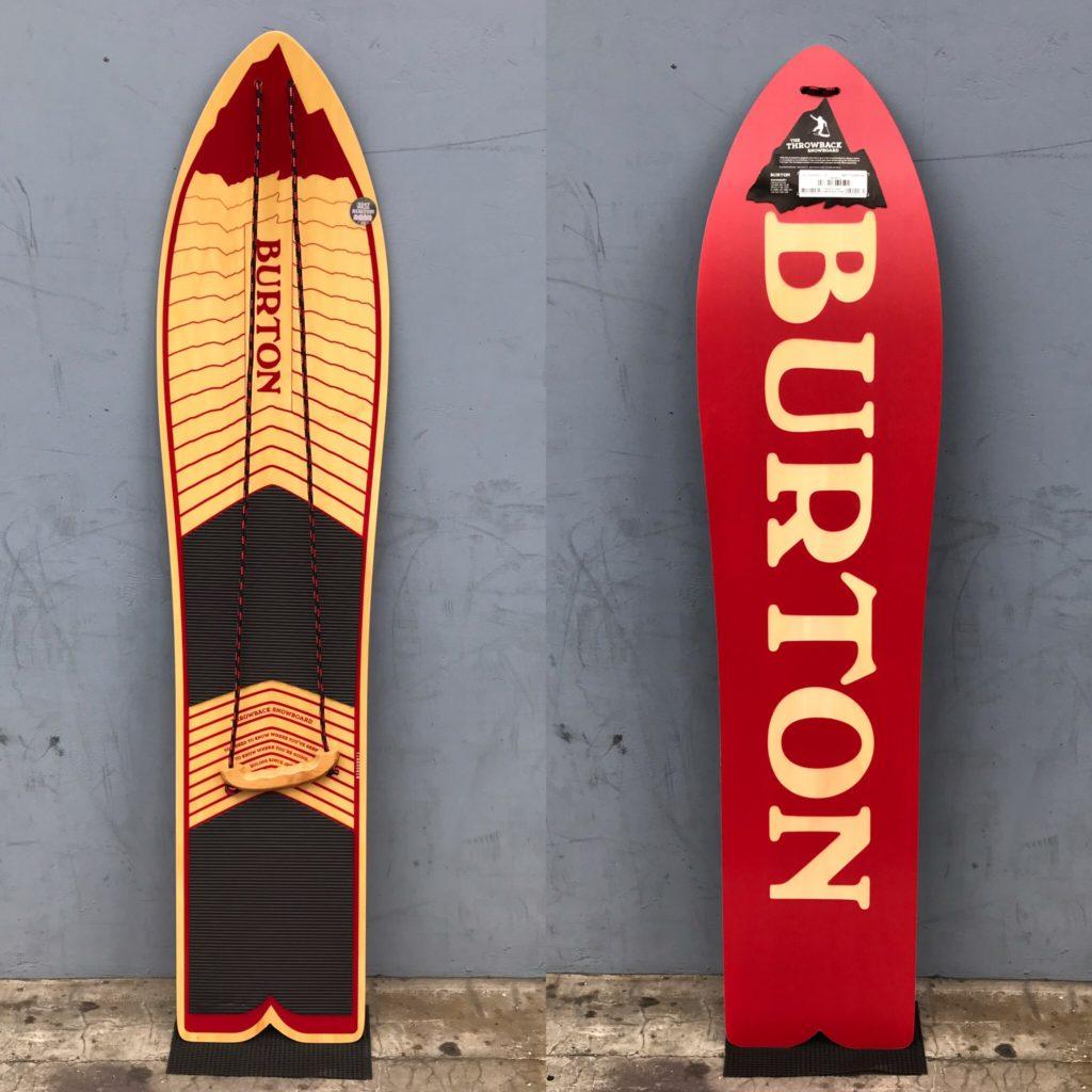 バートン クリアランス セール スローバック ブライン 正規輸入品 burton throw back brine