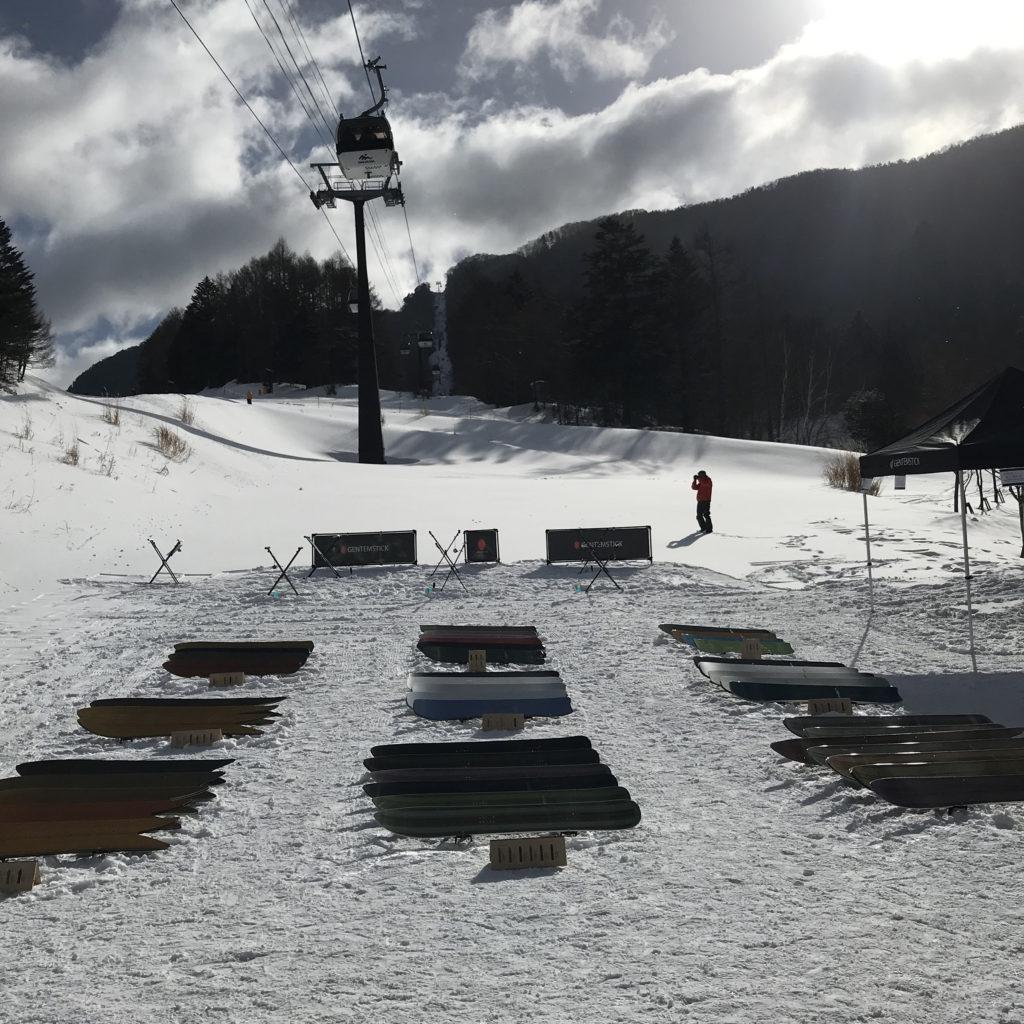 ゲンテンスティック ブライン 2019-2020 new model brine gentemstick snowsurf