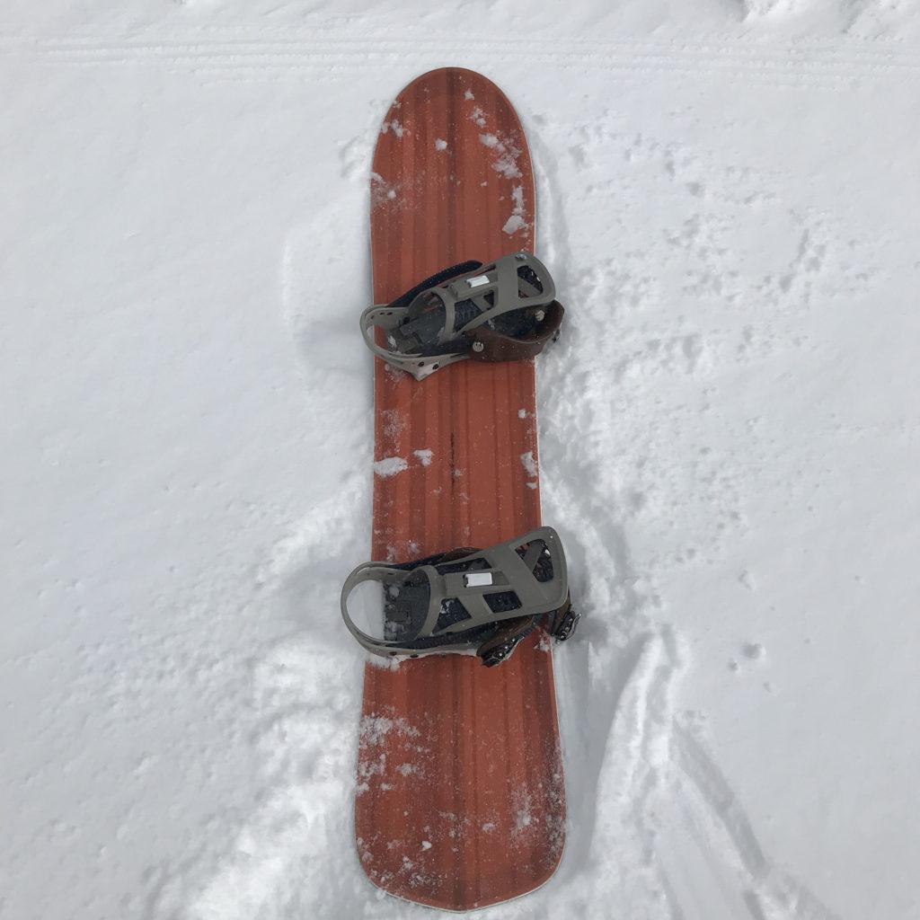 ゲンテンスティック マウンテンレーサー gentemstick mountain racer snow surf brine 東京
