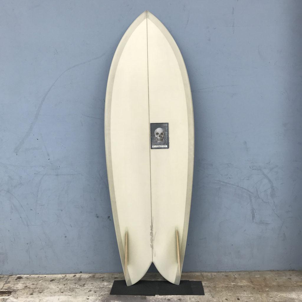 クリステンソン 中古 サーフボード USED christenson brine surf shop ブライン サーフショップ