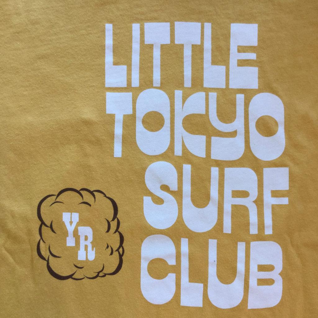 イエローラット ブライン yellow rat brine little tokyo surf club バリー マッギー barry mcgee