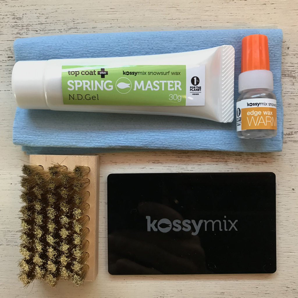 kossymix spring master hanagoromo brine ブライン