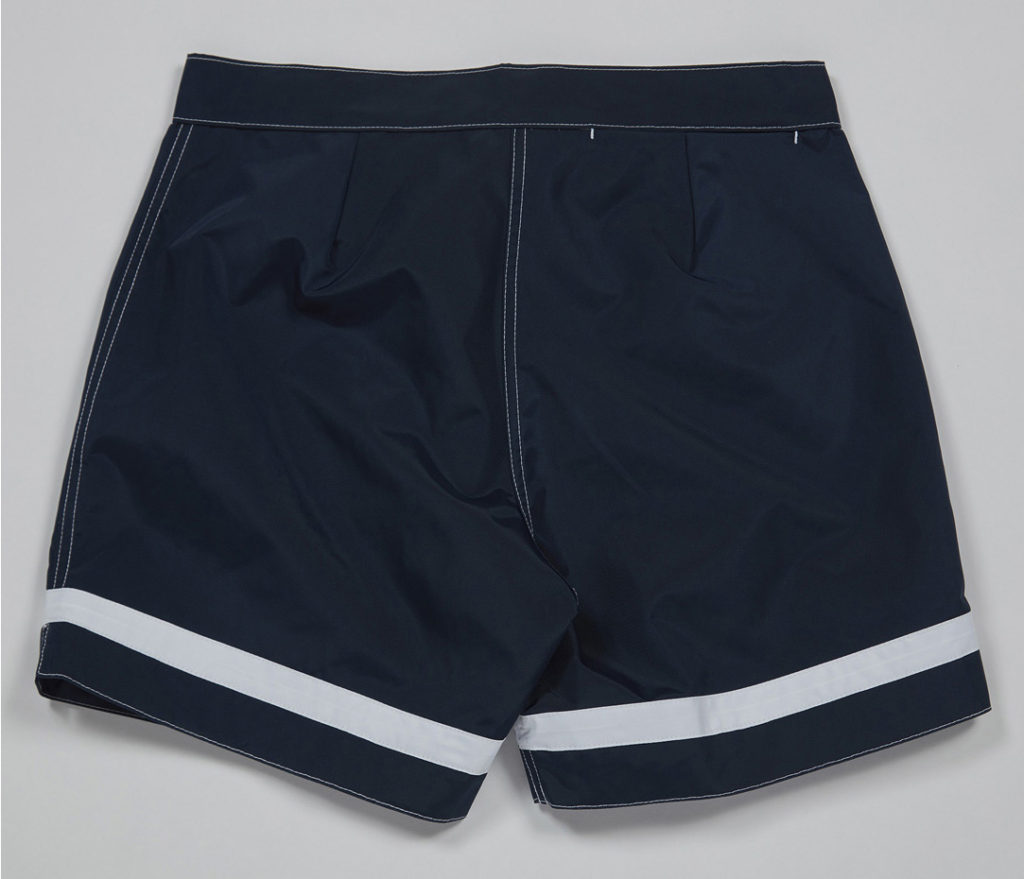 yellow rat trunks 2019 ss brine ブライン navy