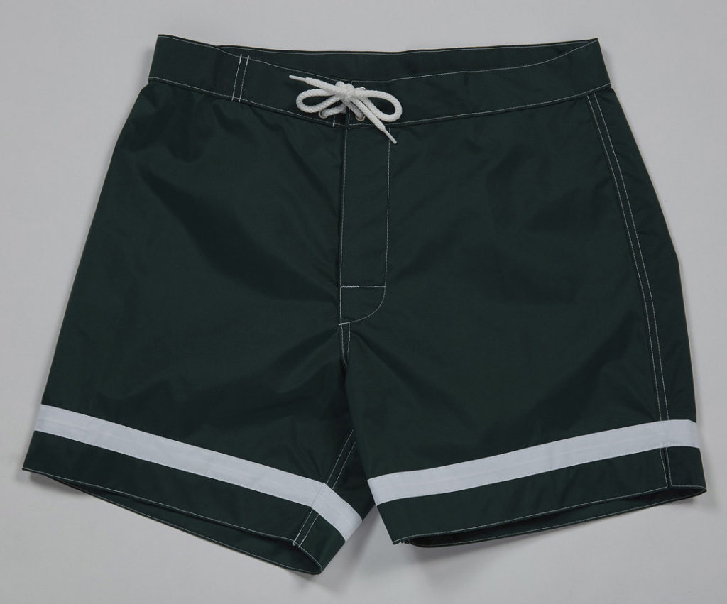 yellow rat trunks green brine ブライン
