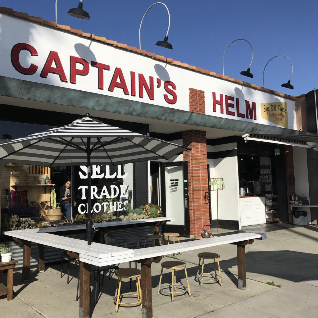 ブライン カリフォルニア サーフショップ キャプテンズヘルム brine captains helm mitch abshere brine surf shop