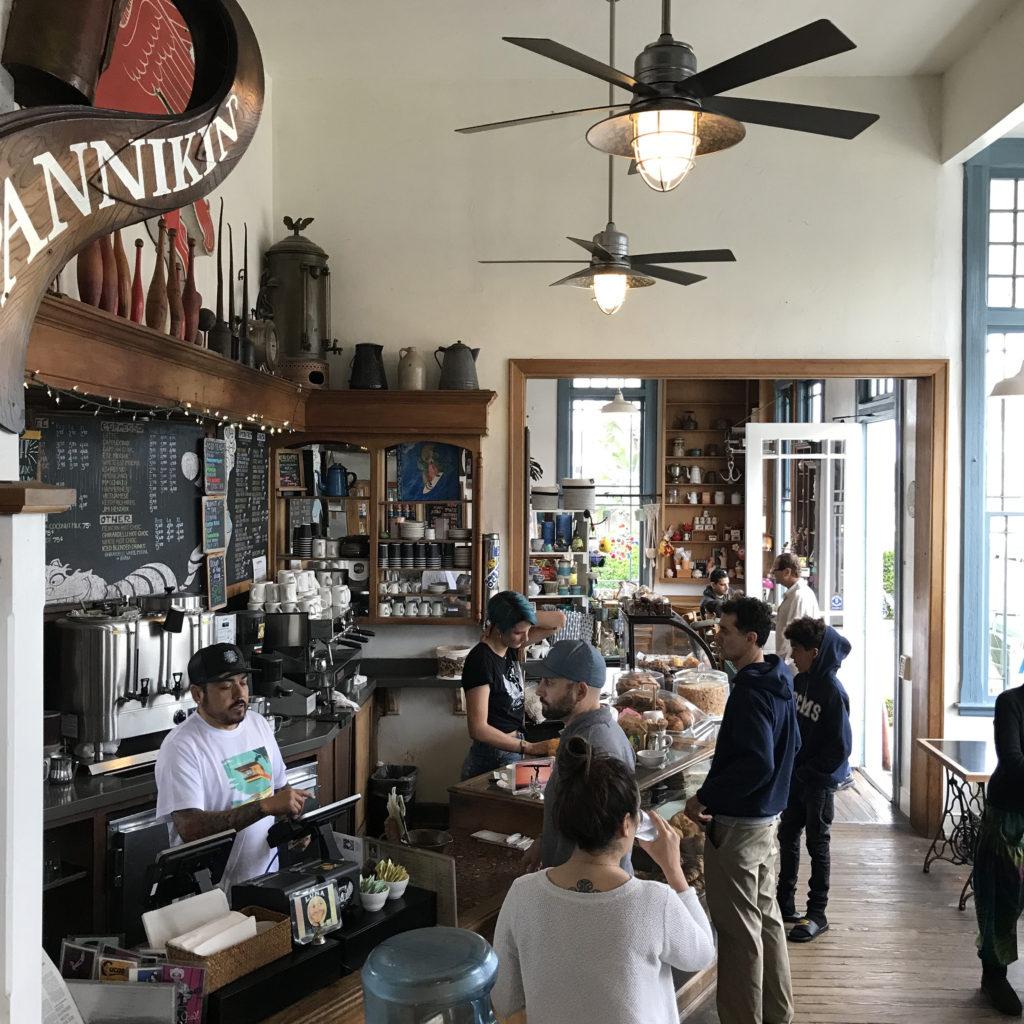 leucadia pannikin cafe brine california trip ブライン サーフショップ カリフォルニア サーフトリップ