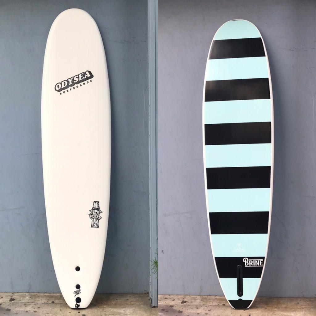 "catch surf odysea plank 7'6"" smu brine 別注 ブライン サーフショップ"