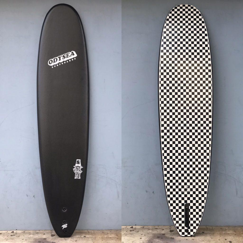 キャッチサーフ プランク シングルフィン ブライン 別注 brine smu catch surf plank 8