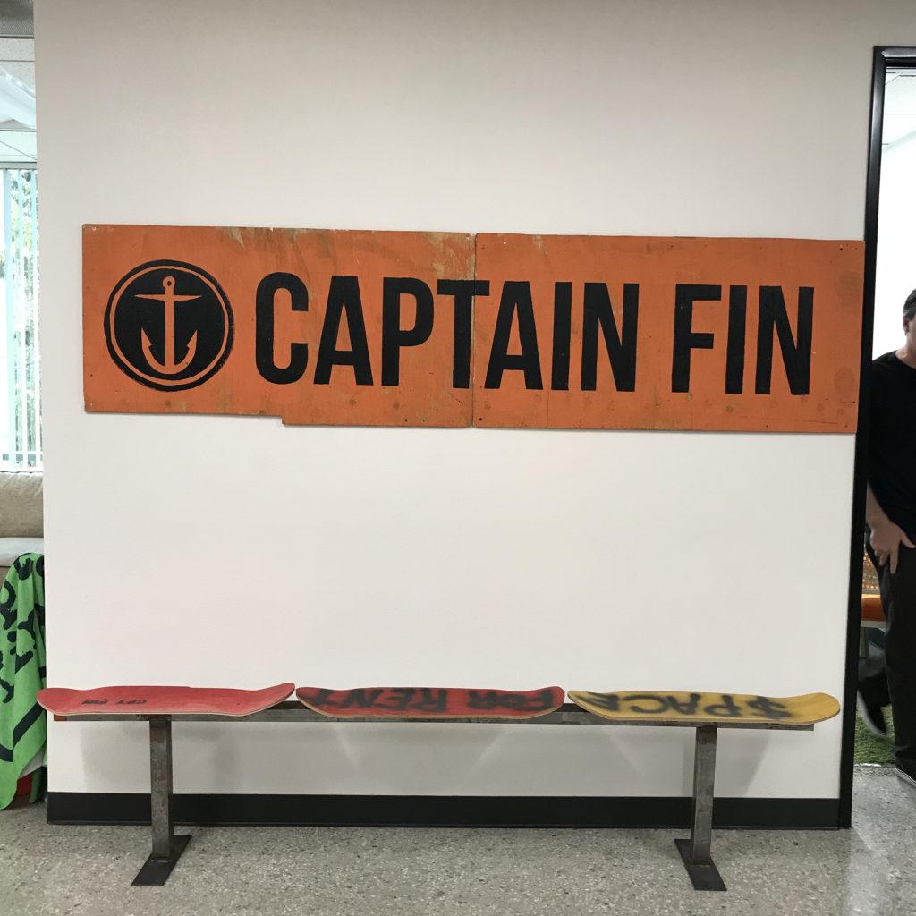 キャプテンフィン ブライン カリフォルニア ブログ