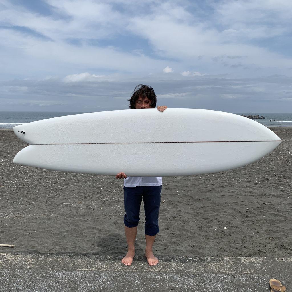 クリステンソン ロングフィッシュ ミッドレングス ツインフィン ブライン サーフショップ 東京 正規販売店 christenson surfboards brine surf shop tokyo