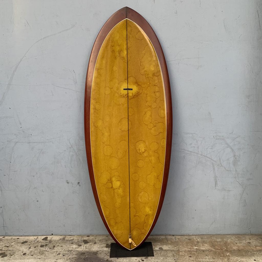 used mccallum surfboards twin egg 中古 激レア ブライン