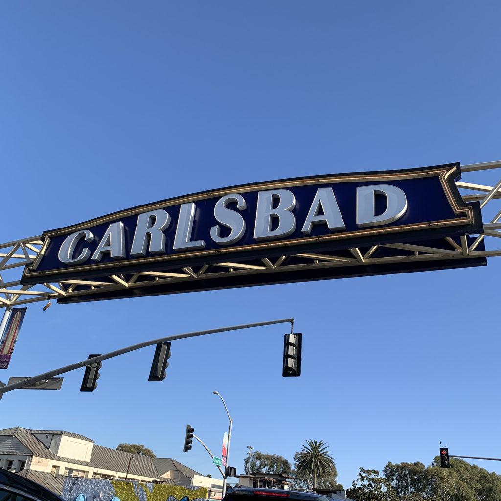 ブライン カールスバッド カリフォルニア