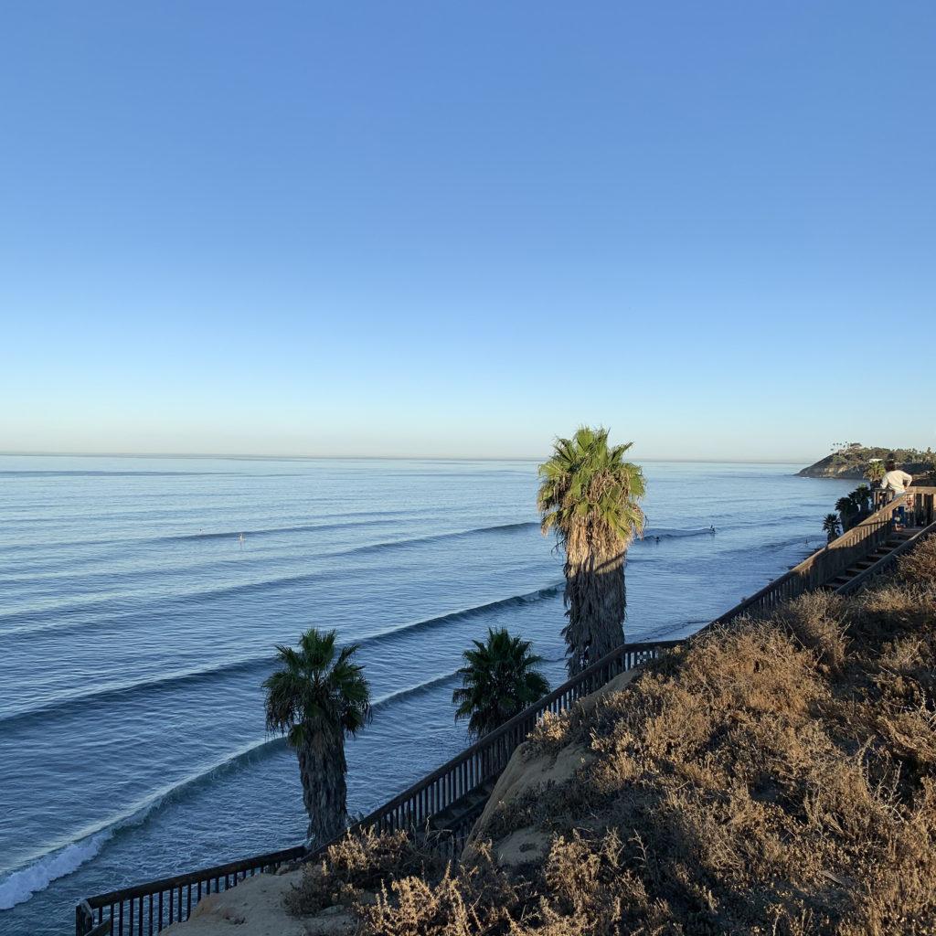 ブライン カリフォルニア サーフ ツアー サンディエゴ サーフショップ