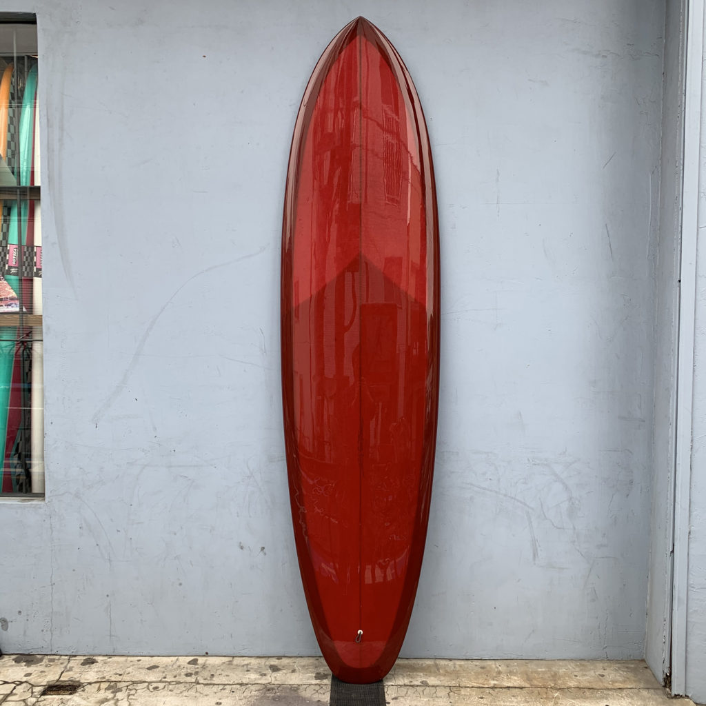 christenson surfboards flat tracker used brine ブライン クリステンソン 中古