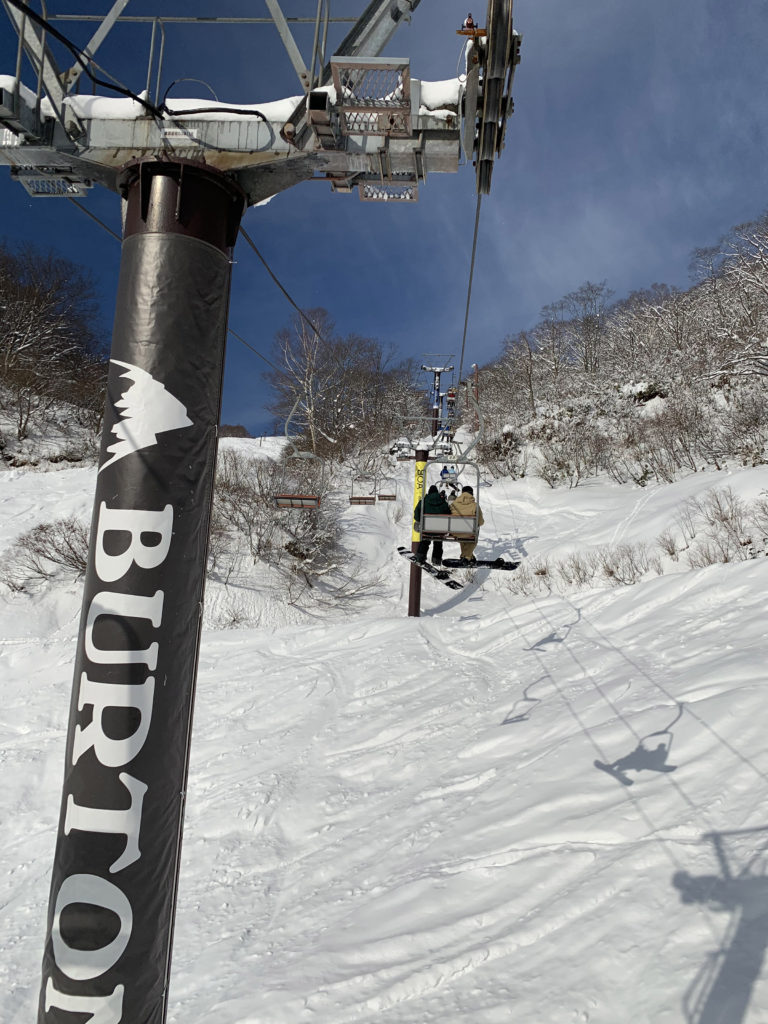 burton seki onsen myoko brine surfshop snowsurf