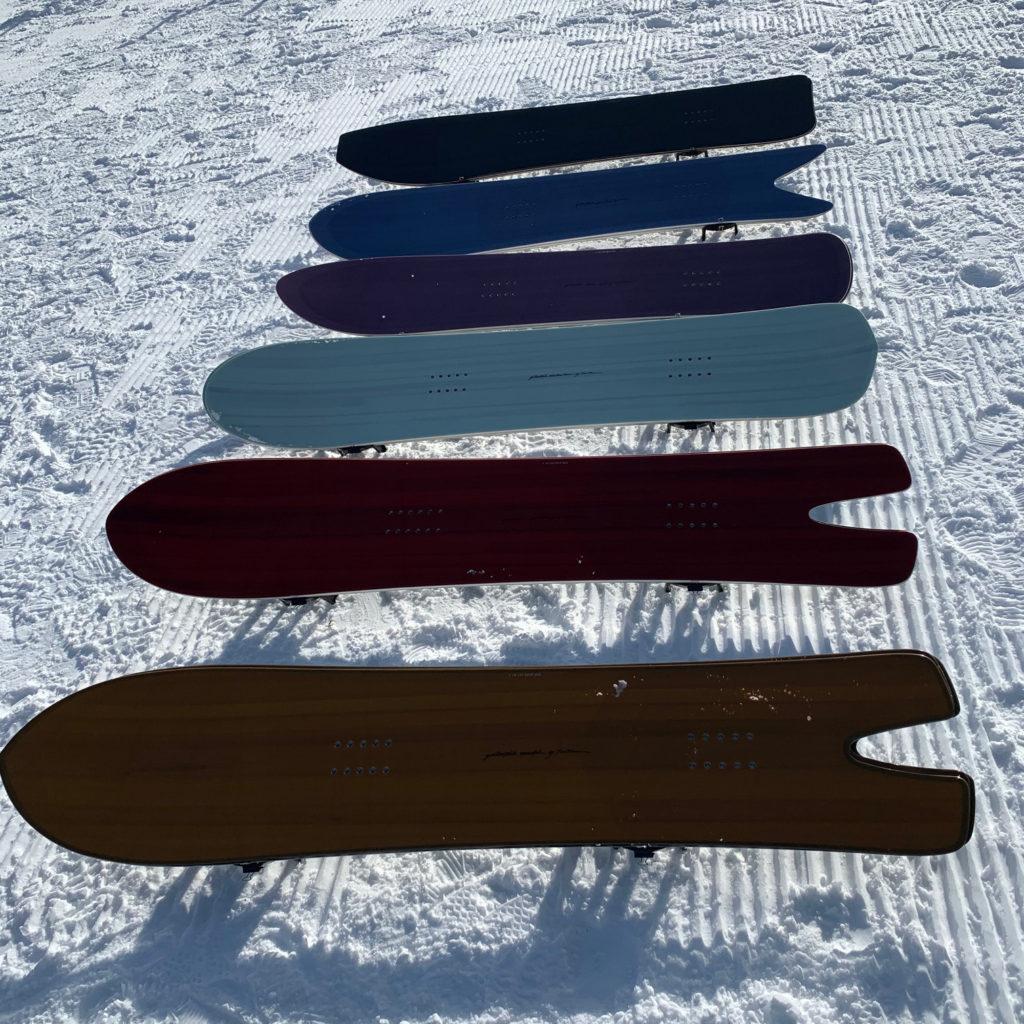 gentemstick snowsurf brine 東京 ゲンテンスティック スノーサーフ
