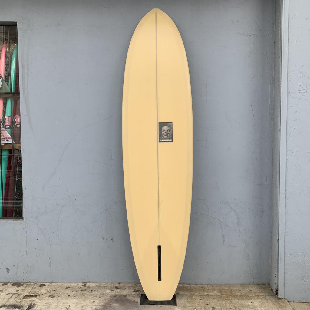 クリステンソン 中古 サーフボード フラットトラッカー ブライン 東京 christenson surfboards flattracker used brine