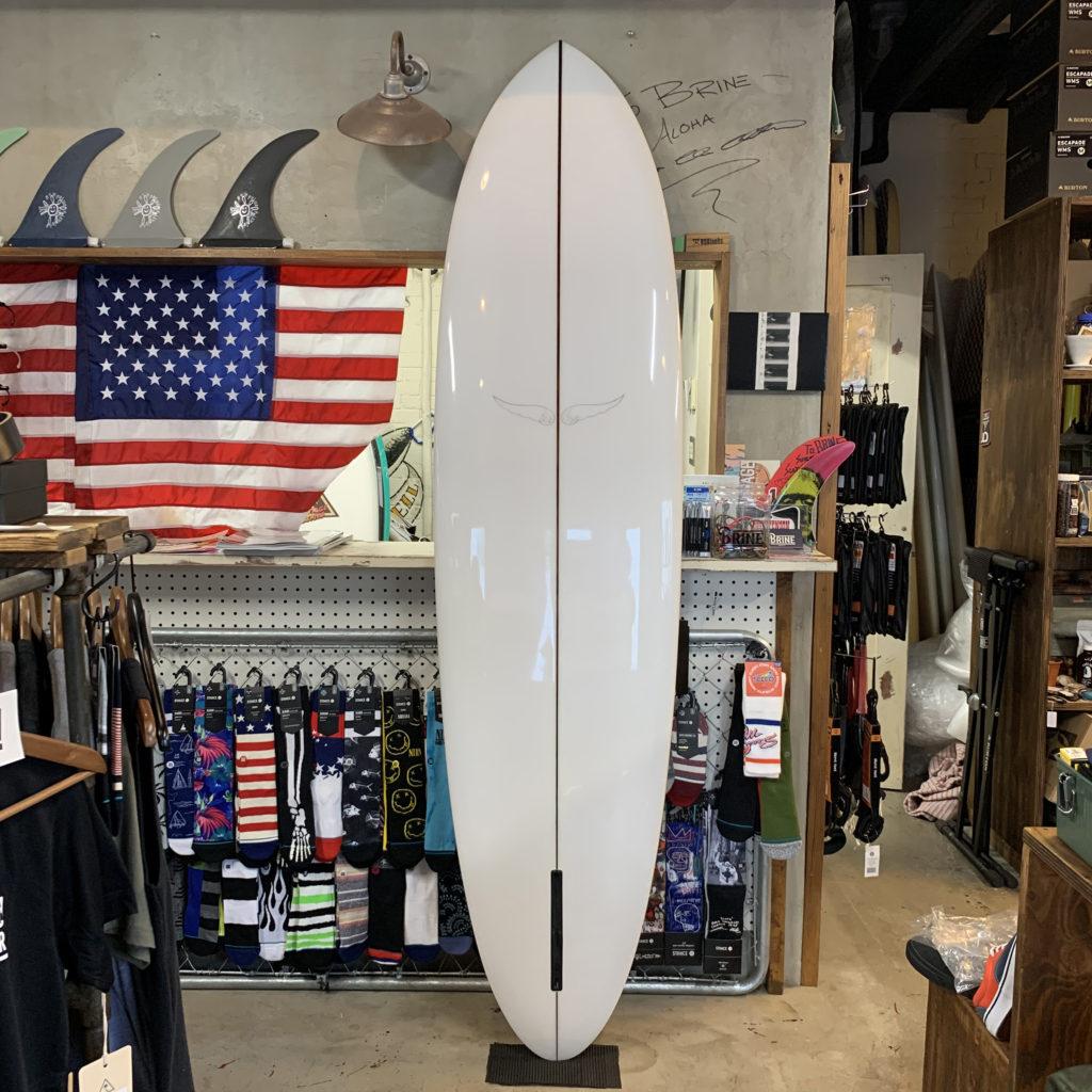 スキップ フライ マジック 中古 サーフボード skip frye magic used brine surf shop