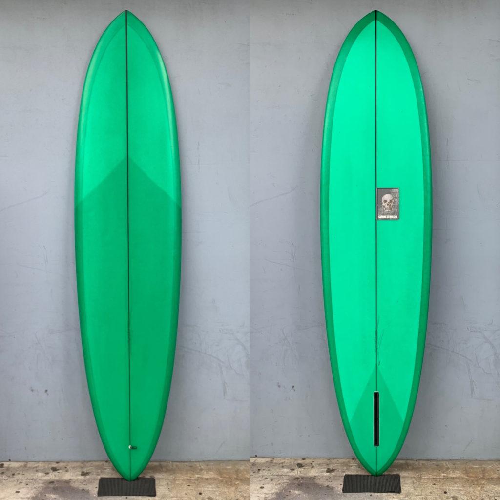 クリステンソン サーフボード 中古 christenson surfboards used brine surfshop tokyo ブライン